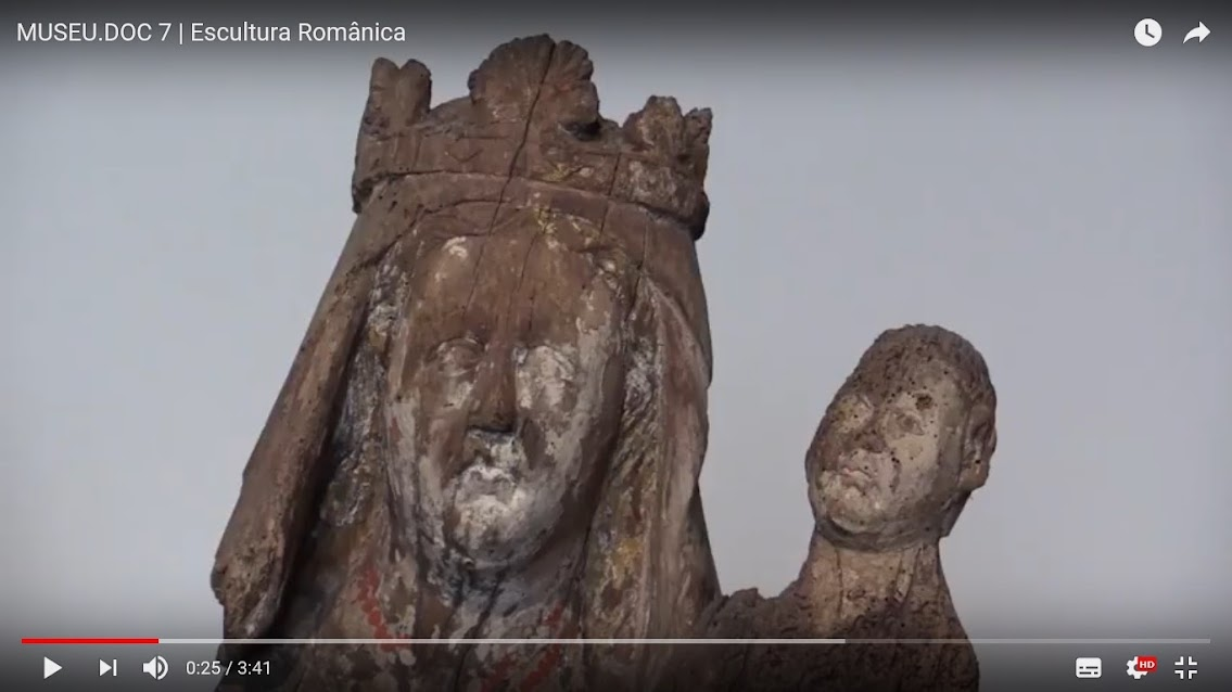Vídeo – MUSEU.DOC 7 | Escultura Românica