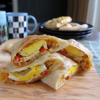 Breakfast Calzone
