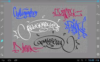 Calligrapher Pro - screenshot thumbnail 08