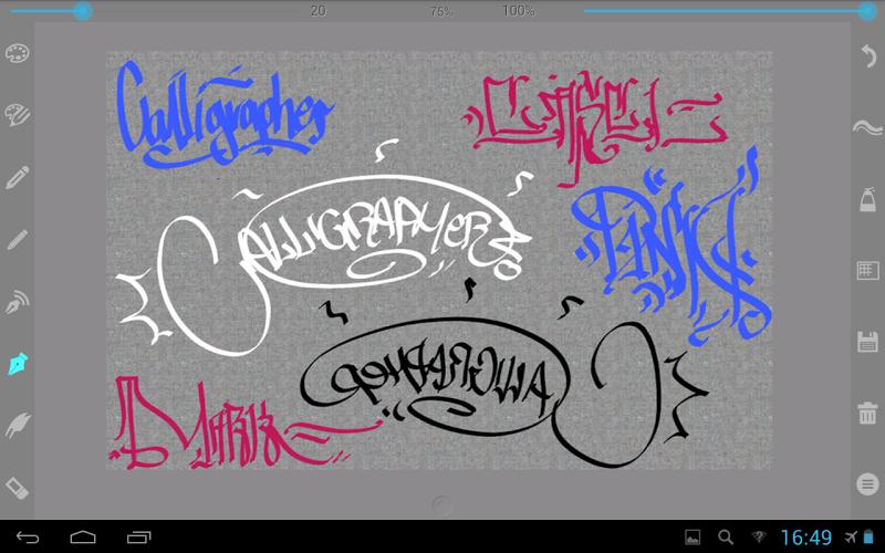 Calligrapher Pro Screenshot 7