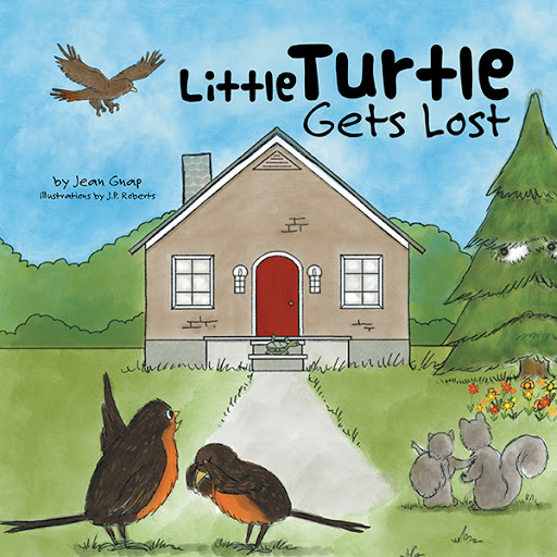 Little Turtle Gets Lost cover