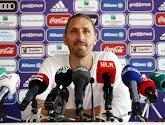 Franky Van der Elst hoopt dat de Argentijn zijn woorden kan omzetten in daden