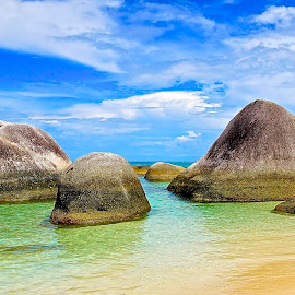 by Iman S - Landscapes Waterscapes ( belitung indonesia )