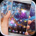 Neon Galaxy Space Wallpaper icon