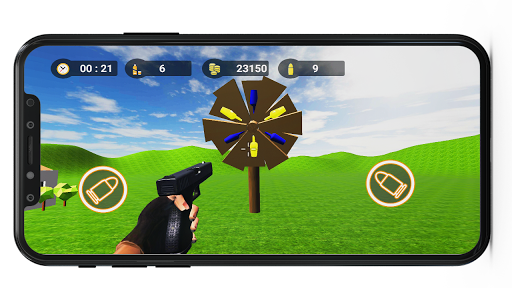 Télécharger Bottle Shooter 3D Expert : Best Shooter Game mod apk screenshots 4