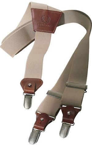 Chevalier Suspenders Sand One Size