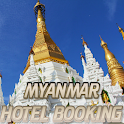 Myanmar Hotel Booking icon