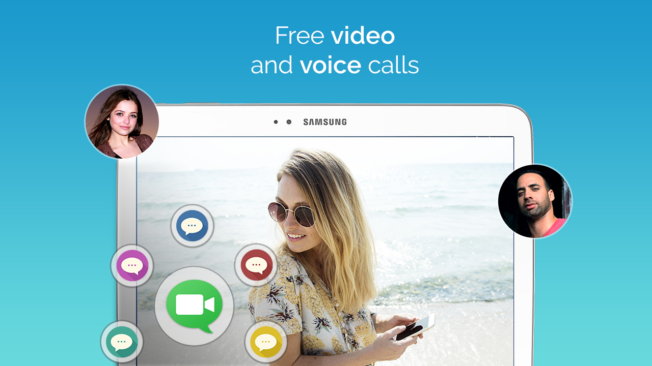 Video Call screenshots