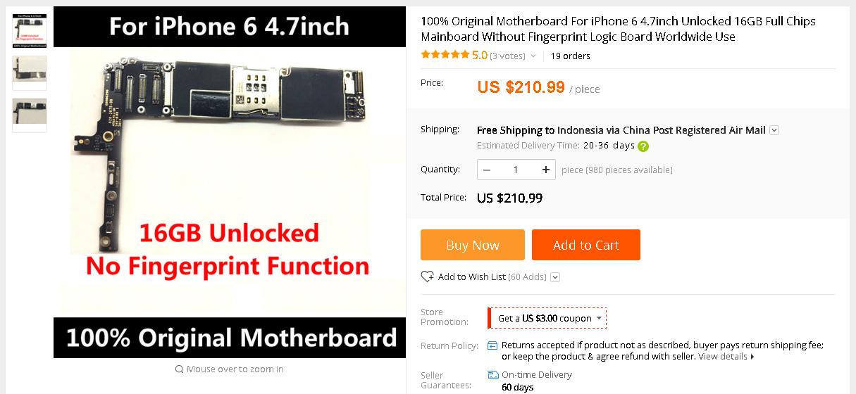 Begini Cara Unlock Iphone 6 Terbaru Sebarkan