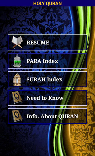 HOLY QURAN (Read Free) 1.5.6 screenshots 1