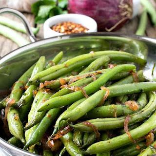 Mario Batali'S Green Beans (Fagiolini in Padella) Recipe