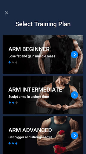 Arm Workout - Biceps Exercise screenshot 1
