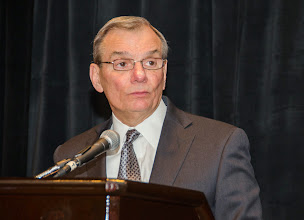 Photo: Harry J. Longwell, Retired Director and Executive Vice President Exxon Mobil Corporation