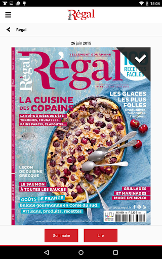 Régal - Le magazine