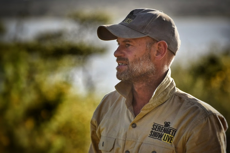 Carel Verhoef has been a wildlife guide for 17 years.