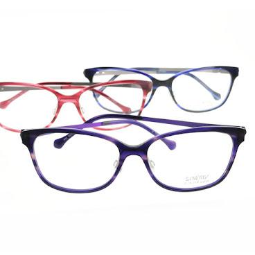 Synergy 8004 蝶形女裝眼鏡
