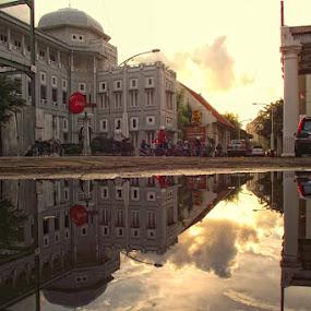 Kota Lama Semarang by Ayah Adit Qunyit - Travel Locations Landmarks (  )