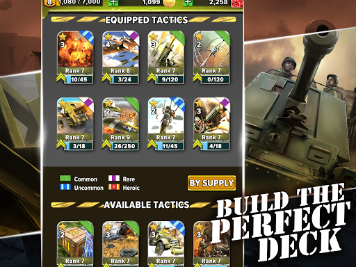 SIEGE: World War II android2mod screenshots 7
