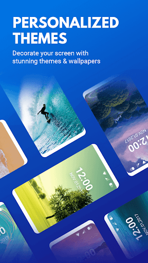 Max Smart Lock-Wallpaper&Theme 1.2.4 screenshots 1