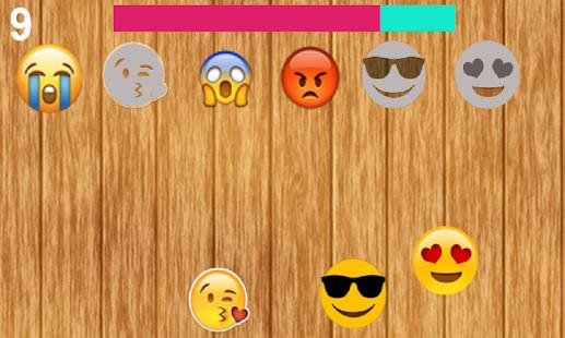 Baby Puzzle Emoji - náhled