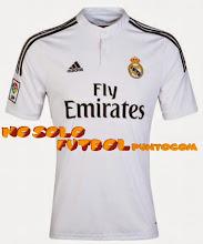 Photo: Real Madrid 1ª * Camiseta Manga Corta * Camiseta Manga Corta Adizero * Camiseta Mujer * Camiseta Niño con pantalón