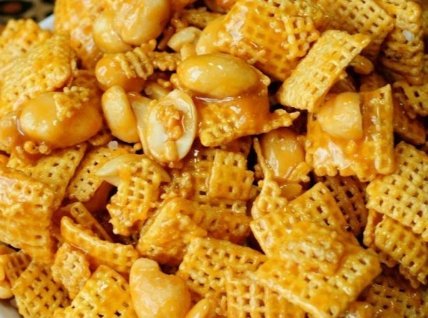 Payday Chex Mix Recipe