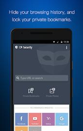 CM Security Antivirus AppLock Screenshot 4