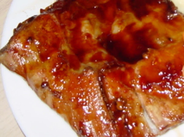 Fruited Barbecue Sauce For Ribs Recipe
