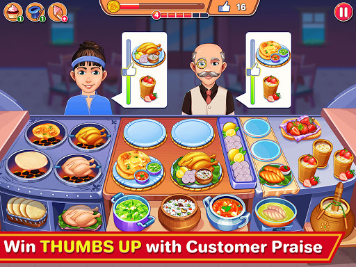 Indian Cooking Madness - Restaurant Cooking Games apkmr screenshots 12