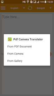 Picture Camera Translator - Translate Scanner PDF - náhled
