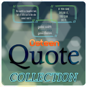 Joel Osteen Quotes Collection