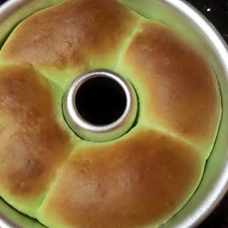 Pandan Bread.
