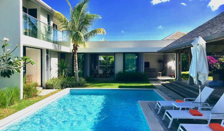 Villa avec piscine et jardin Rivière Noire