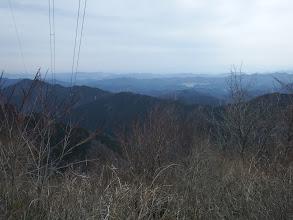鉄塔からの展望(南側)