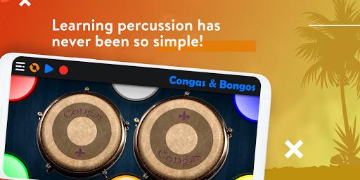 Congas & Bongos - Percussion Kit screenshot 1