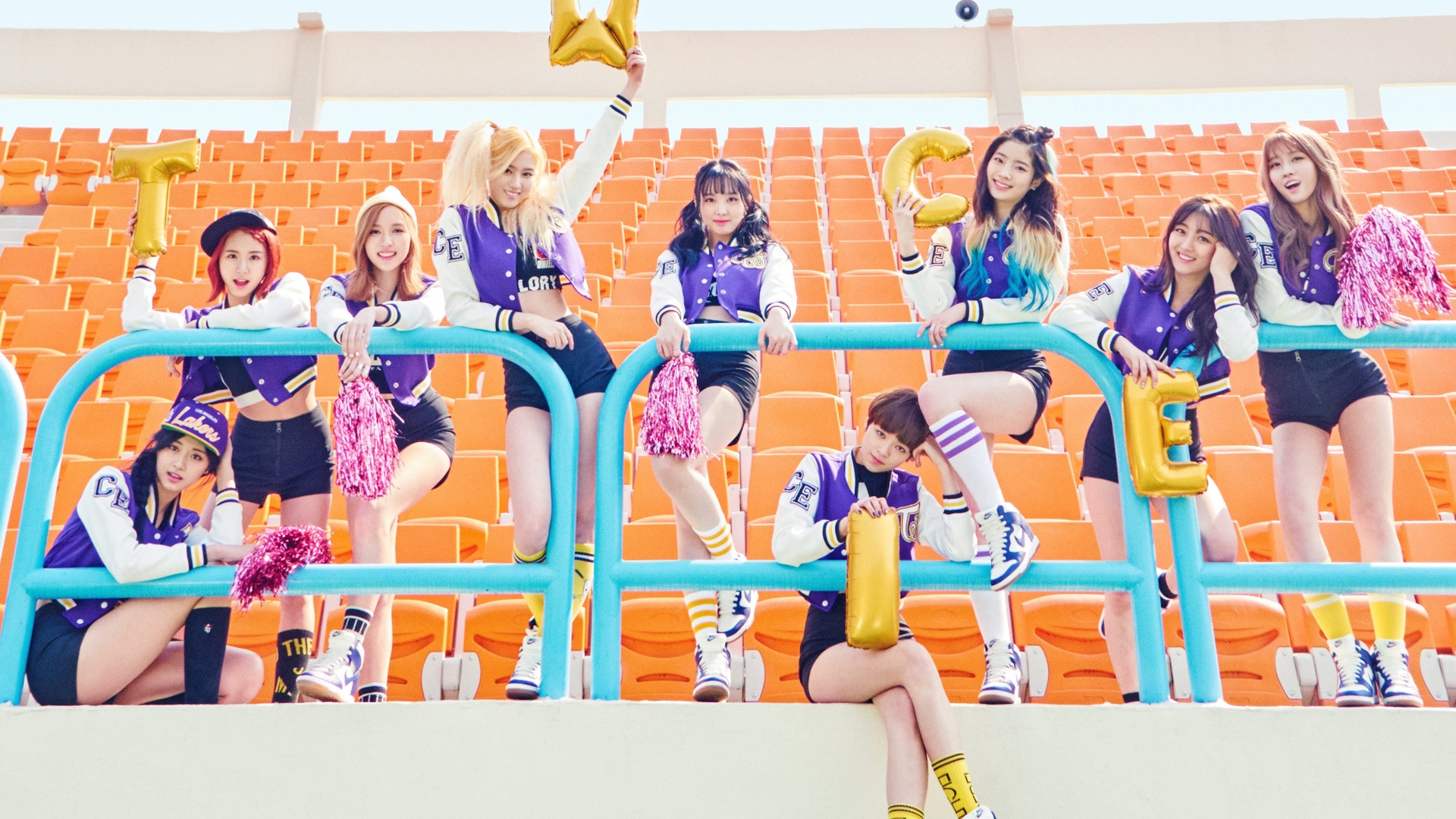 Image result for TWICE Cheer Up