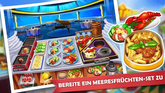 Cooking Madness - Restaurant Spiel Screenshot