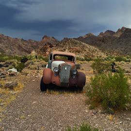 Nelson ghost town, NV by Stephen Terakami - Uncategorized All Uncategorized ( las vegas, nevada, ghost town, henderson, nelson )