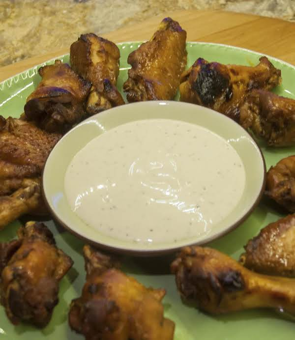 Late Into The Evening Chicken Wings Recipe
