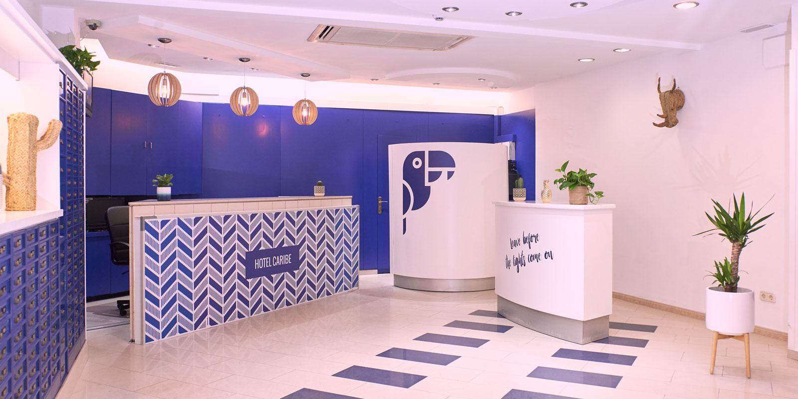 Hotel Checkin Caribe *** | Lloret de Mar - Costa Brava | Web Oficial