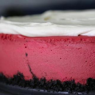 Pink Velvet Cheesecake