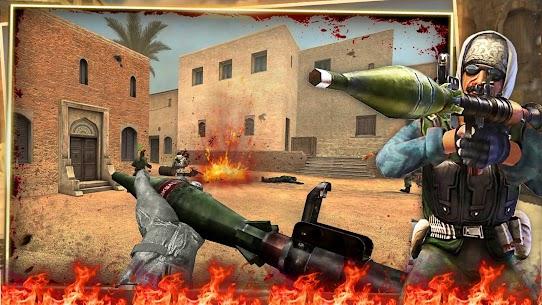 Gun Strike: Real 3D Shooting Games- FPS MOD APK (Unlimited Money) 4