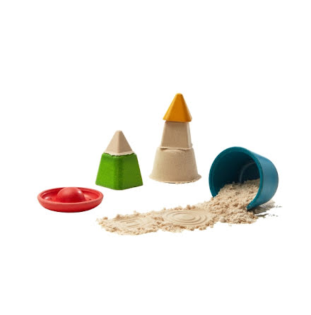 PlanToys Creative Sand Play Set