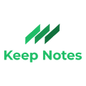 Keep Notes - A Modern Notes App icon