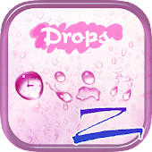 Drops theme - ZERO Launcher