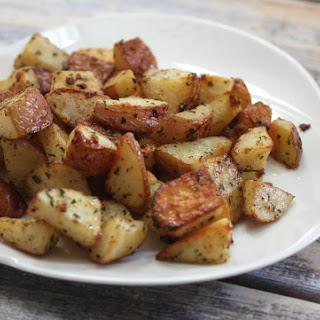 Basic Roasted Potatoes.