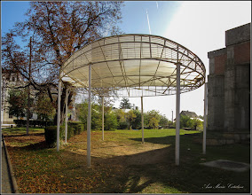 Photo: Turda - Piaţa 1 Decembrie 1918 - parc - 2019.10.09