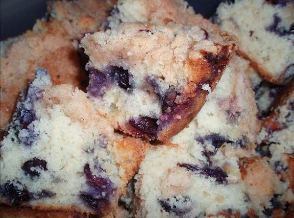 Berry Berry Blueberry Recipe