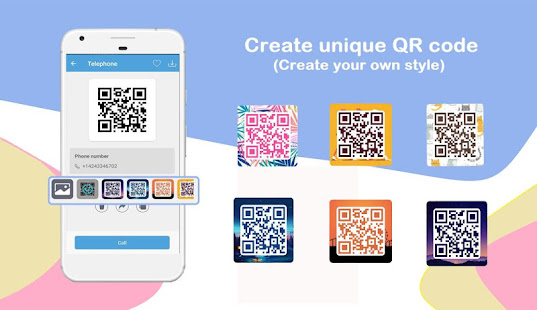 App QR code Scanner - Barcode Reader - Create Qrcode APK for Windows Phone
