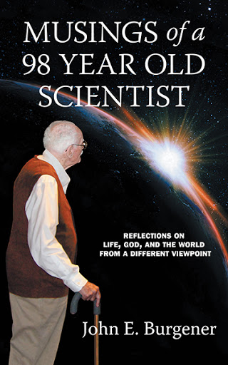 Musings of a 98 year old Scientist cover